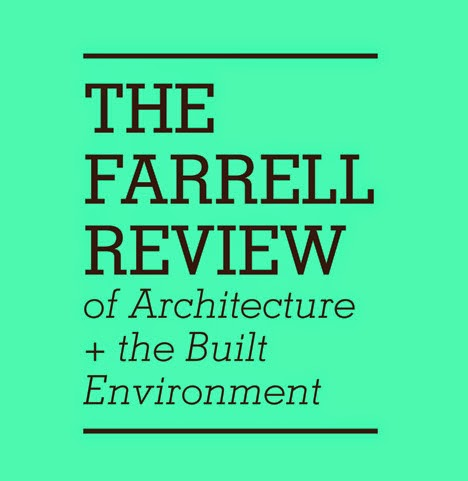 The Farrell review of architecture & the built environment logo