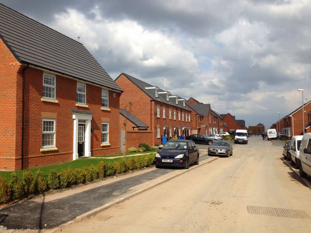 Chapelford Urban Village David Wilson Homes