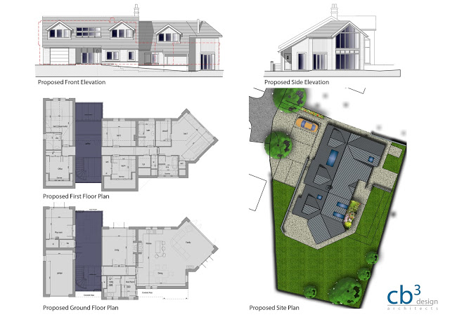 Approved Planning Drawings