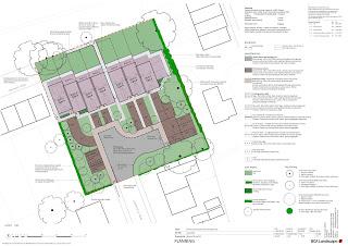 BCA Landscape Plan
