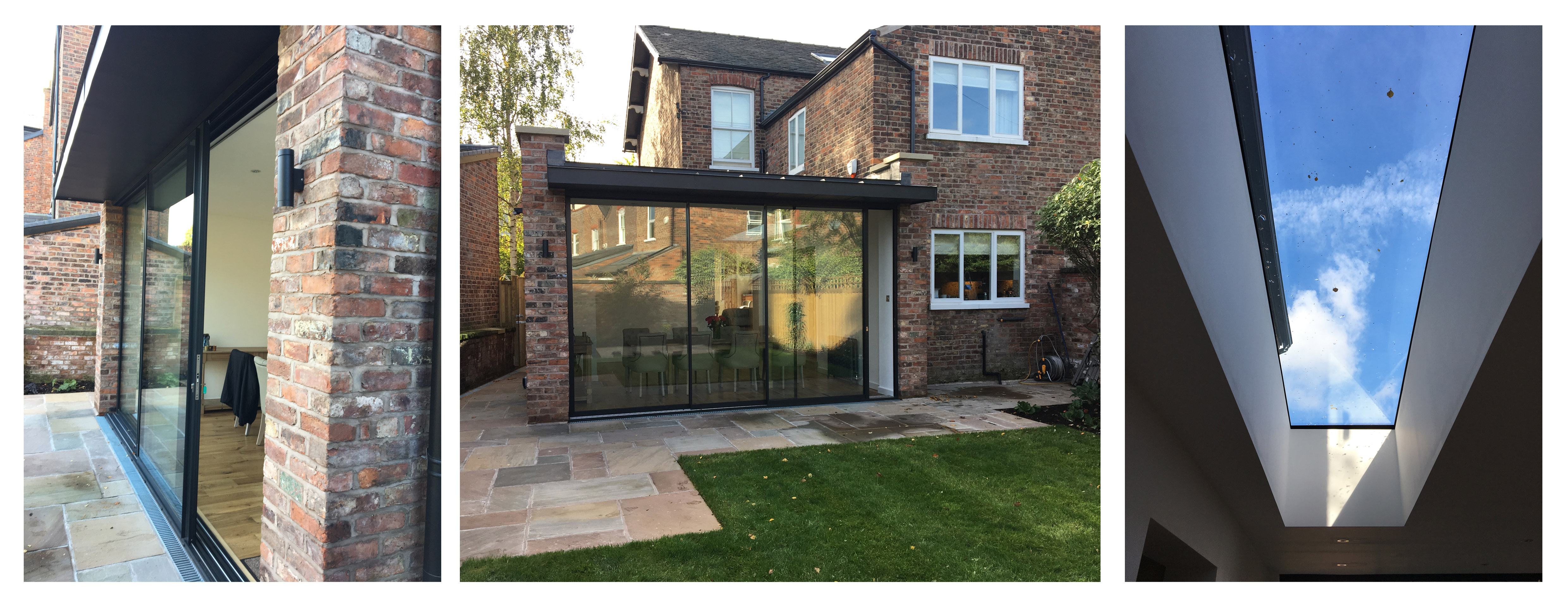 Garden room extension cb3 design architects for The garden room company