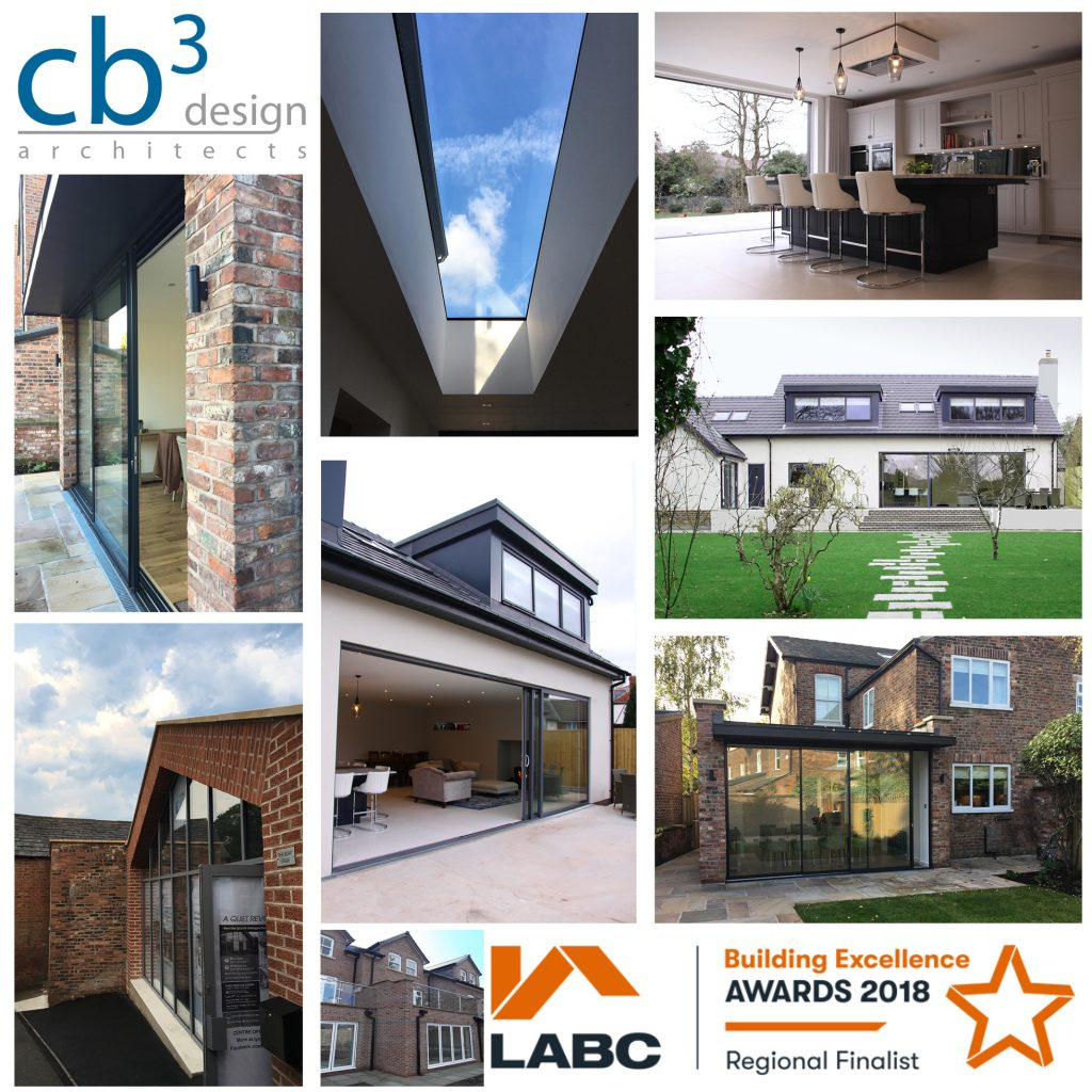 cb3 design LABC Awards