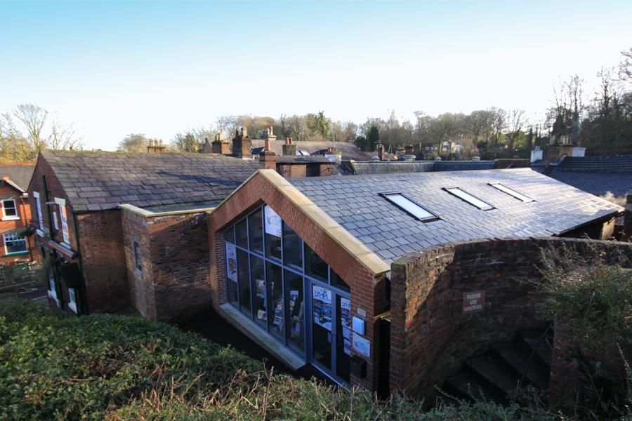 Lymm Heritage Centre - CB3 Designs