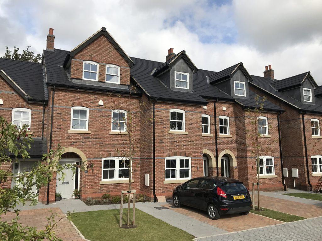 New Houses Lymm
